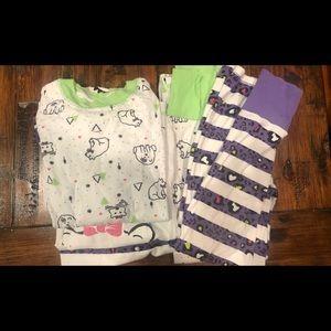 Girls joe boxer pajamas